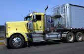 Hoe om te beginnen met een vrachtwagen rijden School in Texas