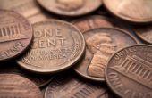 Waarom de corrosie van centen?