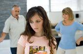 Tekenen van verborgen woede in tienerjaren
