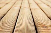 Tips voor het bouwen van een veranda of terras goedkoop