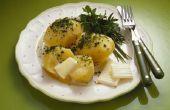 Wat te doen met overgebleven gekookte aardappelen