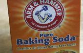Hoe schoon bezoedelde zilver met Baking Soda en aluminiumfolie
