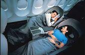 Hoe krijgt een upgrade naar een Business of First Class Seat op uw volgende vliegreis. De geheimen de luchtvaartmaatschappijen niet vertellen u!
