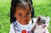 Katten gezondheidsproblemen veroorzaken in kinderen?