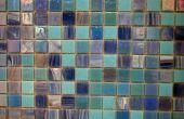 Hoe te schilderen van keramische tegels met acryl