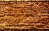 Hoe te maken van een houten vloer rustiek kijken