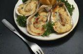 Do I Have to steenzout gebruiken bij het bakken van oesters?