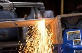 Hoe te knippen van roestvrij staal met een Plasma toorts