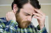 Drukpunten voor het verlichten van hoofdpijn, nek & pijn in de onderrug