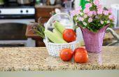 How to Care for Countertops van het graniet