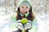 Hoe maak je een Dessert van bevroren appels