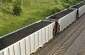 Hoe Bereken de kracht die nodig zijn voor het verplaatsen van een spoorweg auto