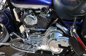 Hoe het verhogen van het koppel bij het achterwiel van een motorfiets in alle versnellingen