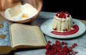 Alternatieven voor bloem van de Cake