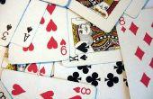 Instructies voor het kaartspel 99