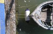 Hoe schoon boot spatborden