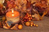 Hoe maak je makkelijk Thanksgiving Party gunsten