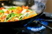 De beste kruiden voor gebakken groenten