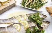 How to Cook zalm in een ketel van vis