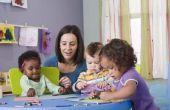 Tips voor een kinderdagverblijf in het huis
