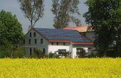 Hoe maak je zonnepanelen van 300 Watt