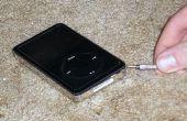 Hoe vervang batterij van uw iPod Video's