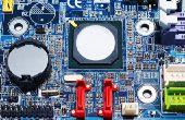 Specificaties van de Dell Dimension 4600 moederbord