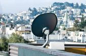 Hoe vindt u de locatie van de satelliet voor DirecTV