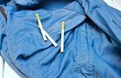 Formaldehyde uit kleding verwijderen