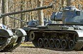 Wat zijn Tanks voor gebruikt?