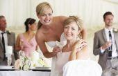 Bruiloft ideeën als een vader is overleden