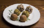 Hoe maak je je eigen chocolade truffels