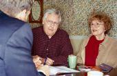 Hoe de berekening van de contante waarde van een pensioen