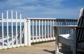 The Best Way to zand naar beneden & Refinish een dek