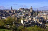 Hoe om te reizen naar Schotland uit Londen, Engeland