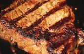 Hoe Barbecue een Flank Steak
