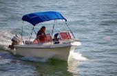 Hoe om te achterhalen welke schroef die ik nodig heb voor mijn boot
