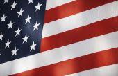 Federale wetten met betrekking tot de Amerikaanse vlaggen & buitenlandse vlaggen op Amerikaanse bodem