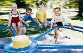 Drie belangrijke Criteria voor de selectie van de speeltoestellen voor jonge kinderen