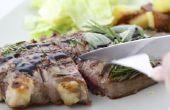 Goede substituten voor Flank Steak