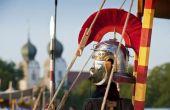 Hoe maak je een Romeinse helm