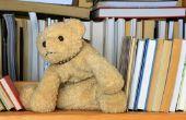 Het toevoegen van een extra plank aan een boekenkast