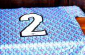 Hoe te verwijderen van Vinyl Letters van een trui