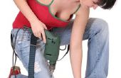 Hoe te verwijderen & vervangen een PVC kast flens