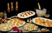 50e verjaardag Finger Food ideeën