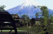 Welke kenmerken heb vulkanen?