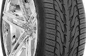 Hoe te kiezen voor de beste banden voor uw auto, SUV of minibus