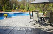 Goedkope alternatieven voor Flagstone patio 's
