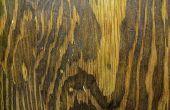 Soorten houten lambrisering