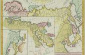 Waterlichamen in of in de buurt van Rusland en Europa